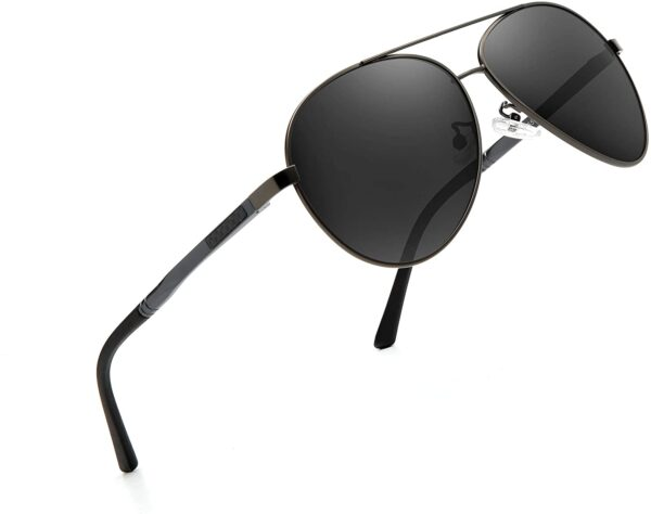 Polarized Sunglasses Aviator Sunglasses for Men